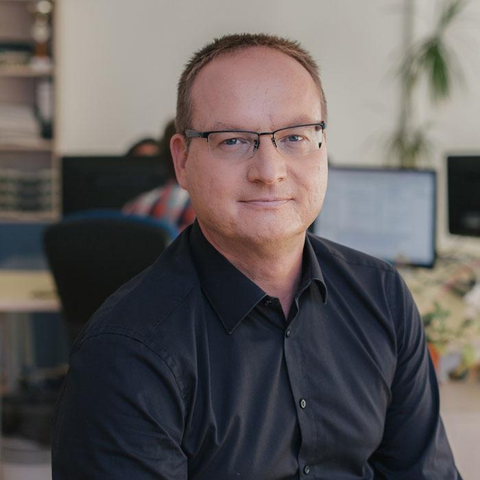 Frank Frauenhoffer - Managing Director - AMORPH.pro